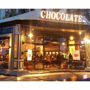 Chocolate Plus Cafe Akbatı